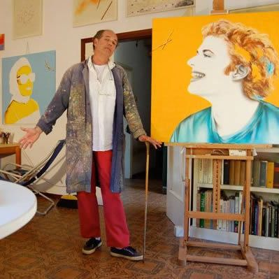 Oil Painting courses in Tuscany