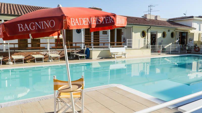 Privater strand hotel i pini - Bagno maestrale lido di camaiore ...