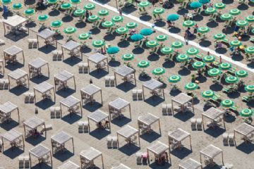 Tuscany beach  August 2019 offer