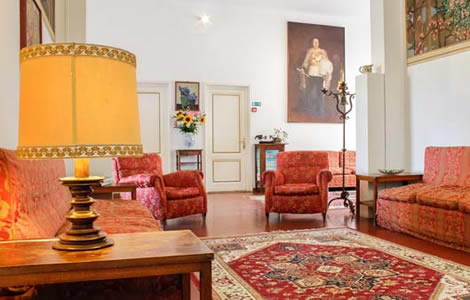 Historical House Hotel Club I PiniHistorical House Lido di Camaiore
