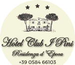 Historical House Hotel Club I Pini home page