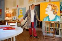 Corso di pittura a olio in Versilia